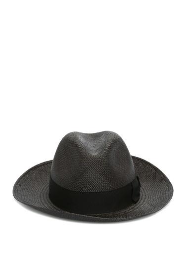 Borsalino Şapka Siyah